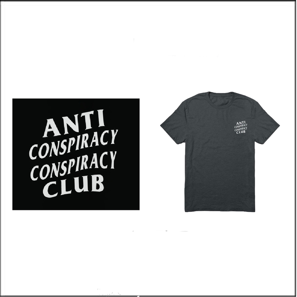 Image of conspiracy club t