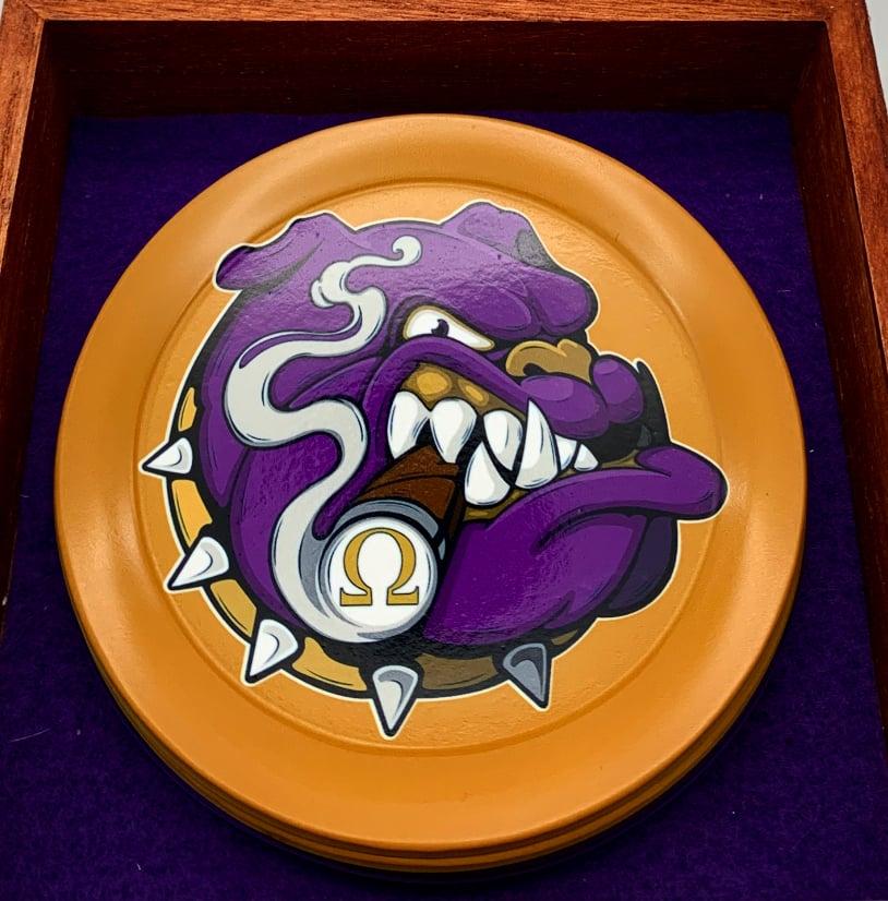Image of War Dawg Coasters