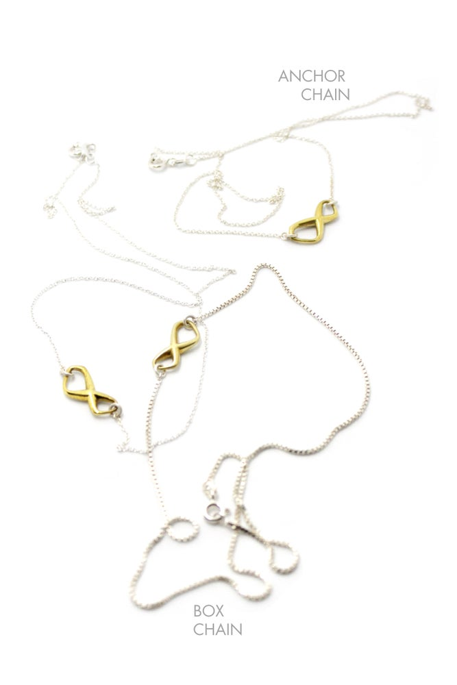 Image of INFIN8 NECKLACE