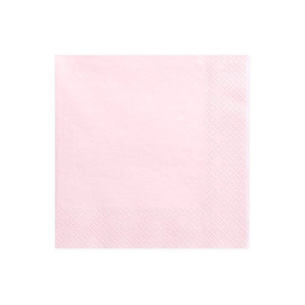 Image of Servilletas color rosa