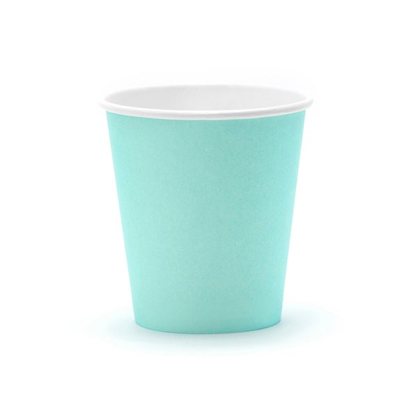 Image of Vasos color mint - 6 uds
