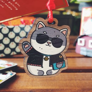 Image of DOOBI - LUCKY CAT CHARM