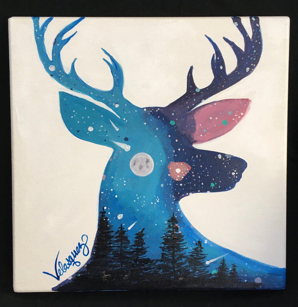 Image of Deer Galaxy
