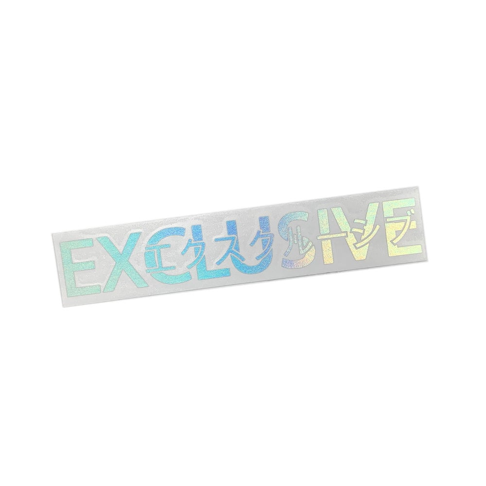 Image of  Oil Slick Decal