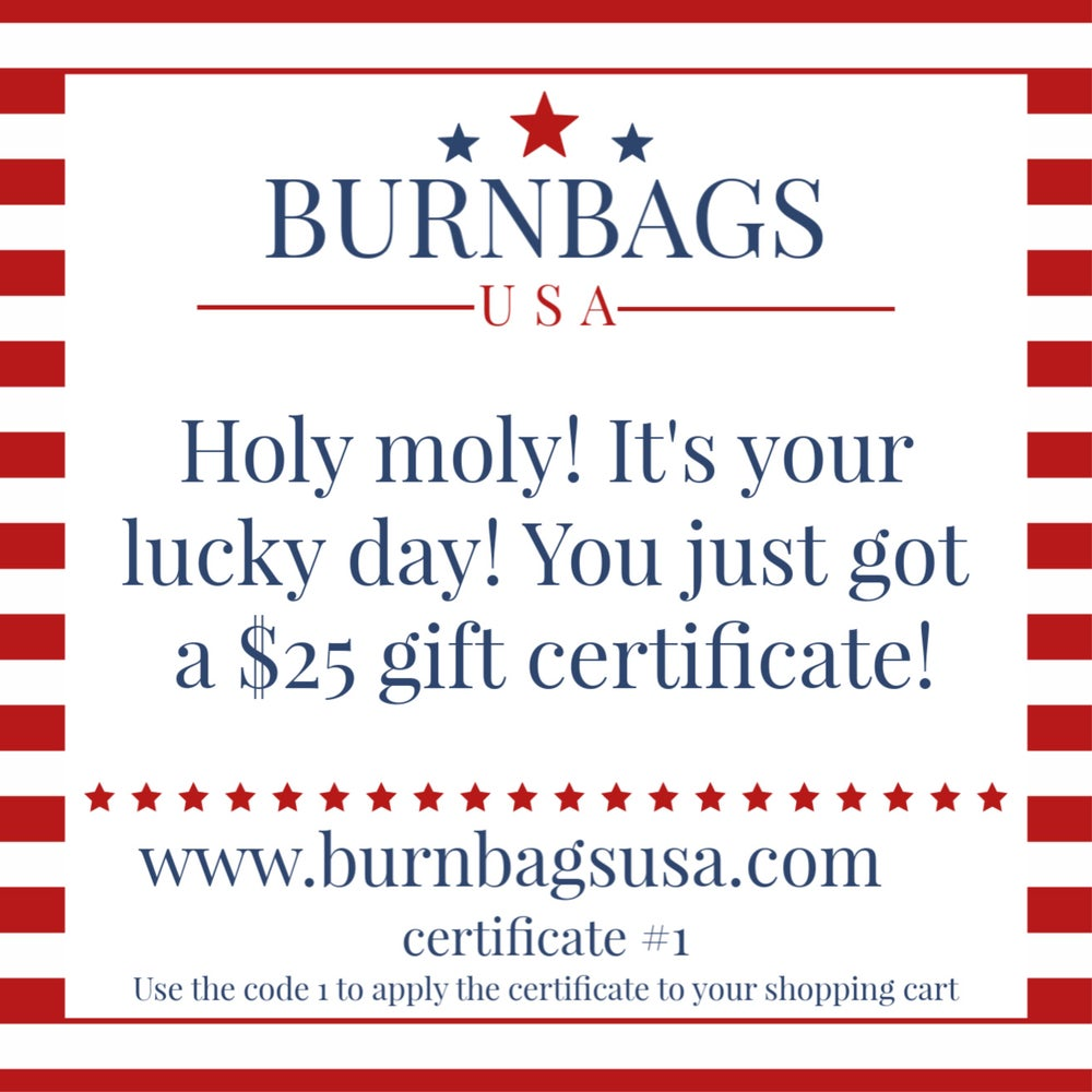 Image of Gift Certificates