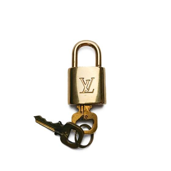 Image of Louis Vuitton Cadena Padlock