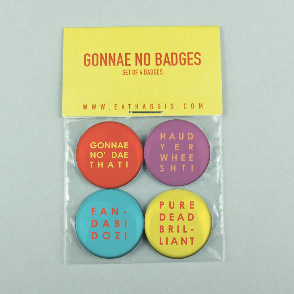 Image of 'Gonnane no dae' that <html>  <br>  </html> (Badge pack)