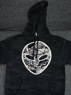 Image of 3M Camo 'Aztec' Alien Hoodies