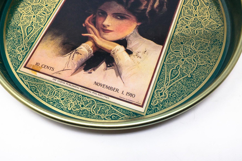 Image of Ladies' Home Journal Metal Tray