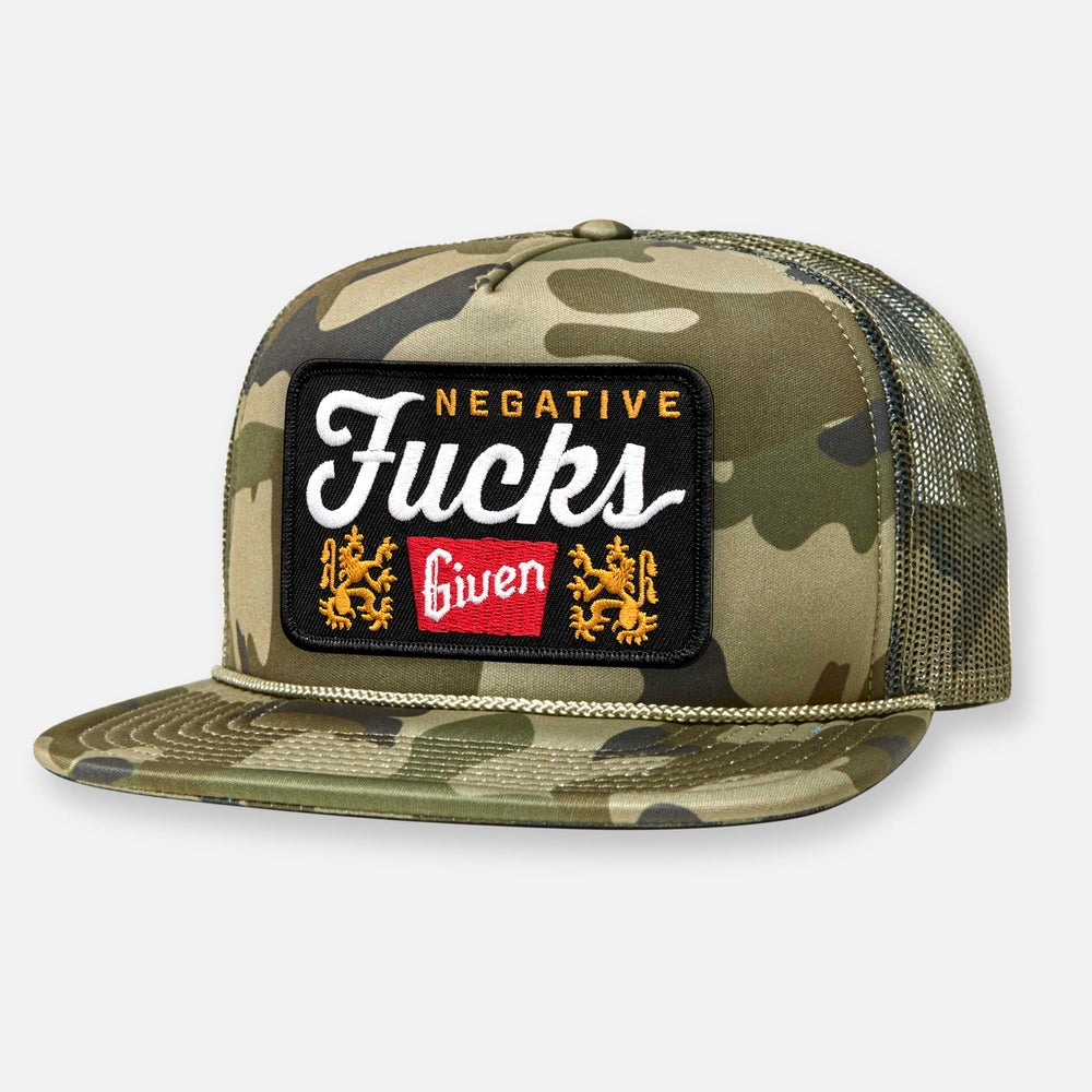 Image of CAMO PATCH HATS