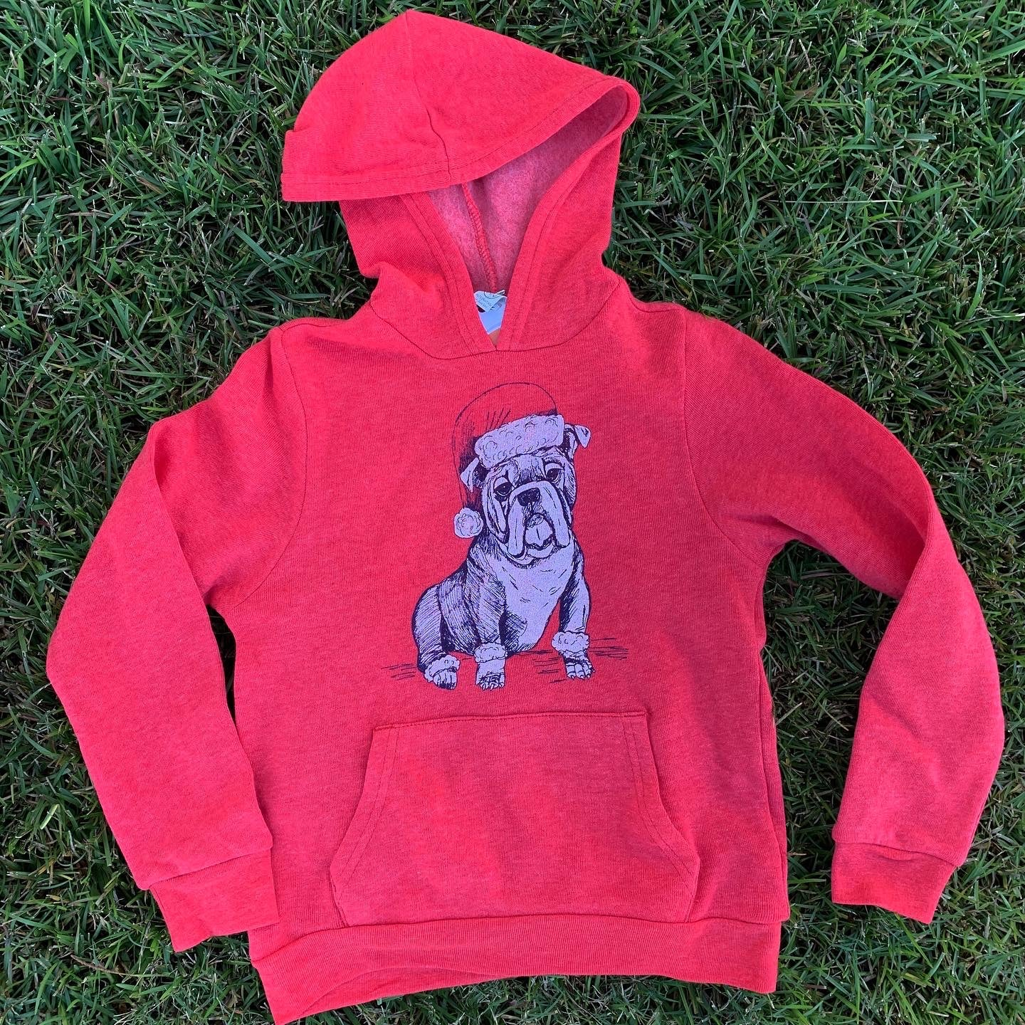 Image of Youth Santa Dawg Hoodie