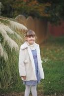Image 3 of Pippa Pom Pom Luxury Faux Fur Coat