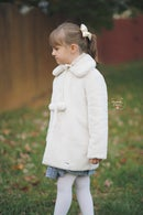 Image 4 of Pippa Pom Pom Luxury Faux Fur Coat