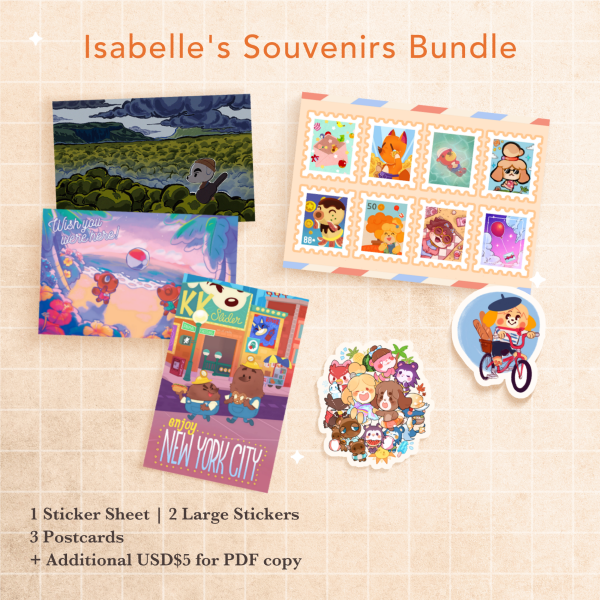 Image of Isabelle's Souvenirs Bundle