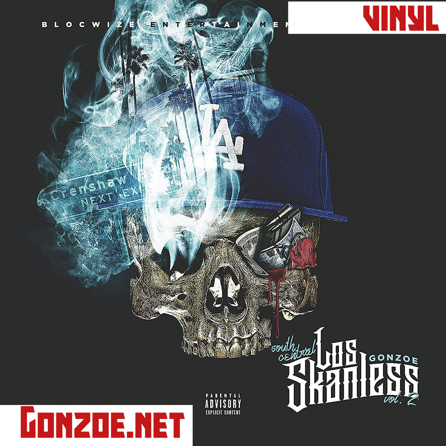"Image of Gonzoe - South Central Los Skanless Vol.2 12"" Vinyl"