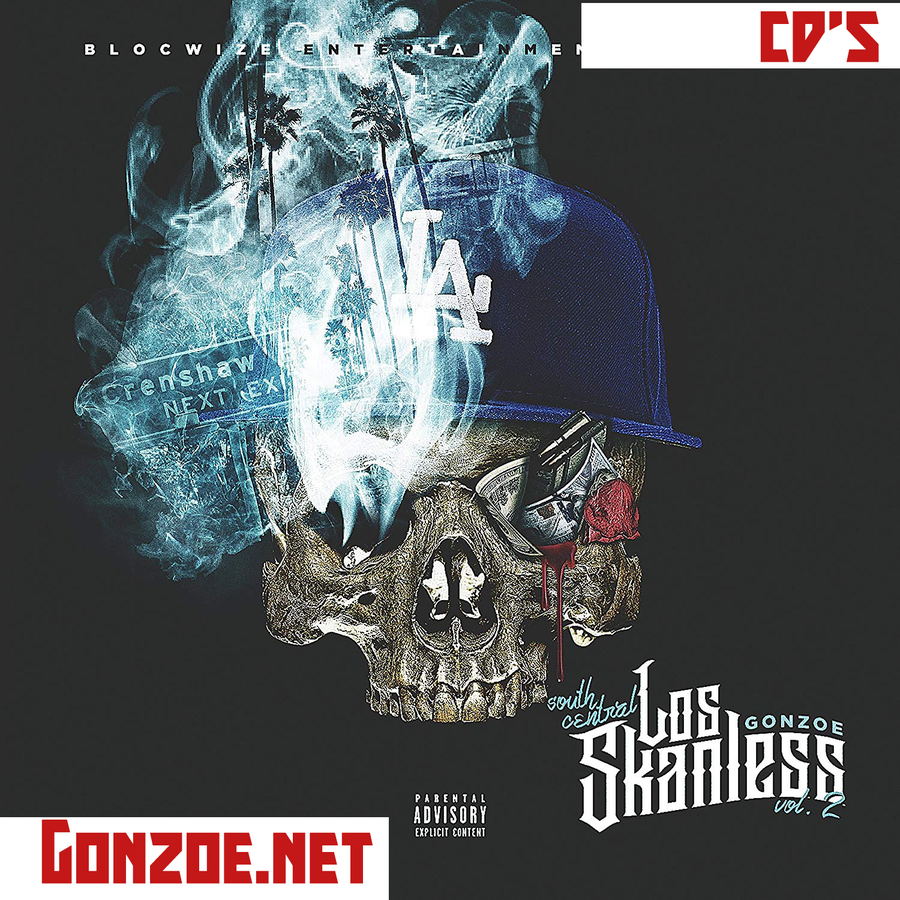 Image of Gonzoe - South Central Los Skanless Vol.2 CD