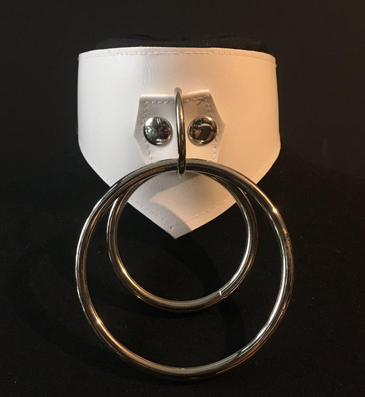 Charlotte collar white