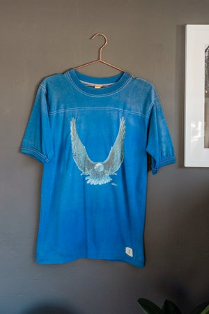 Image of 1980s Classic Eagle Iron On Tee
