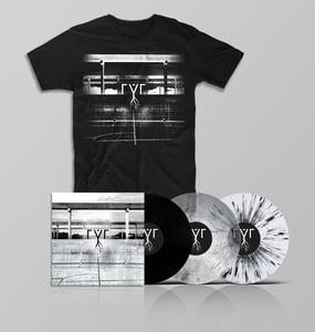 "Image of rýr""left fallow"" Package Bundles (LP/CD/SHIRT)"