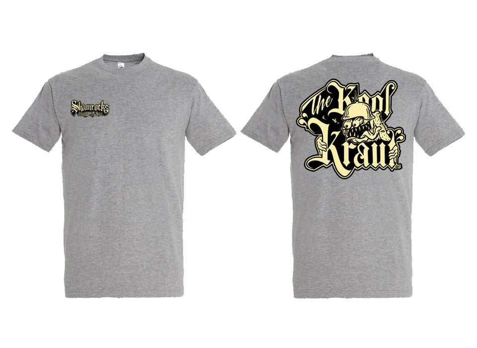 "Image of CHARITY T-Shirt / Girlie ""The Kool Kraut"""