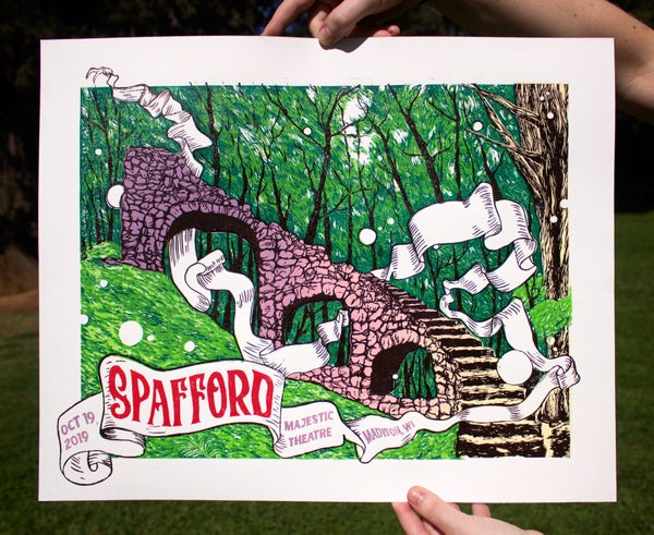 Image of Spafford Madison Print 10-19-2019