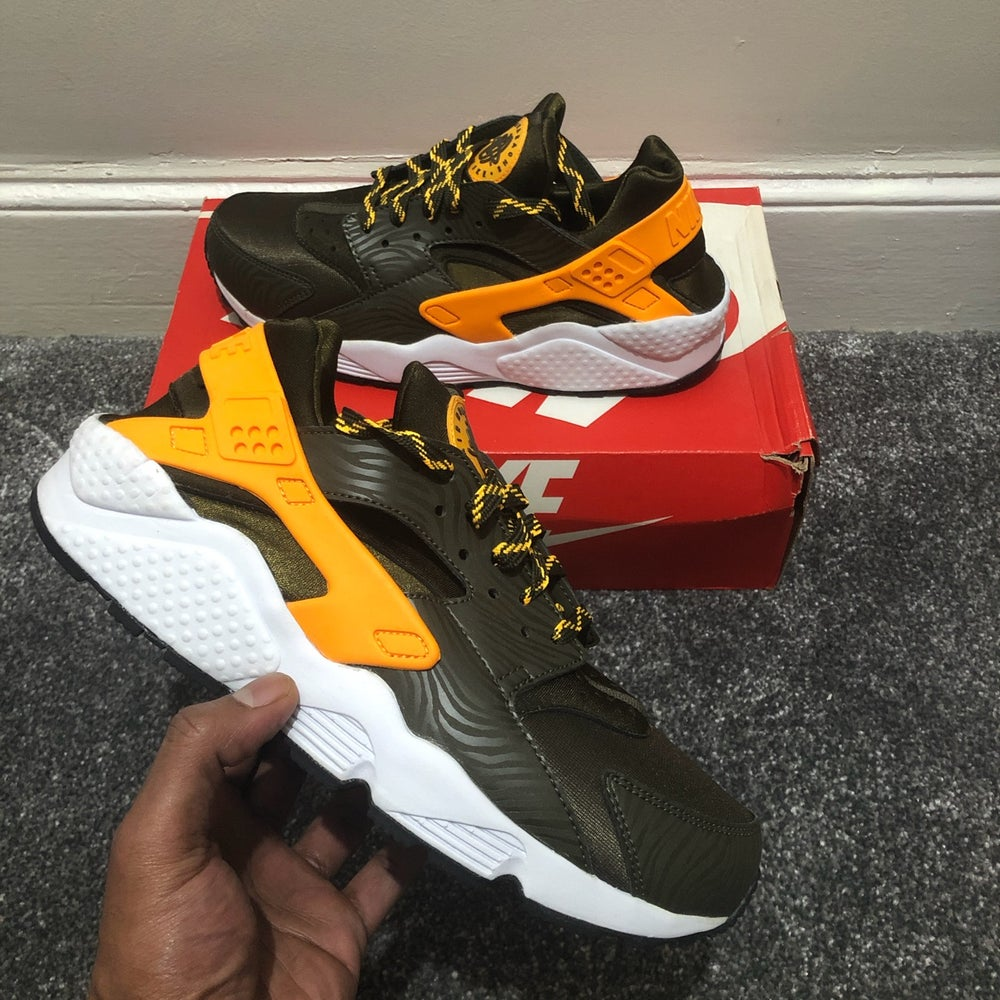 Image of Air Huarache Dark Loden