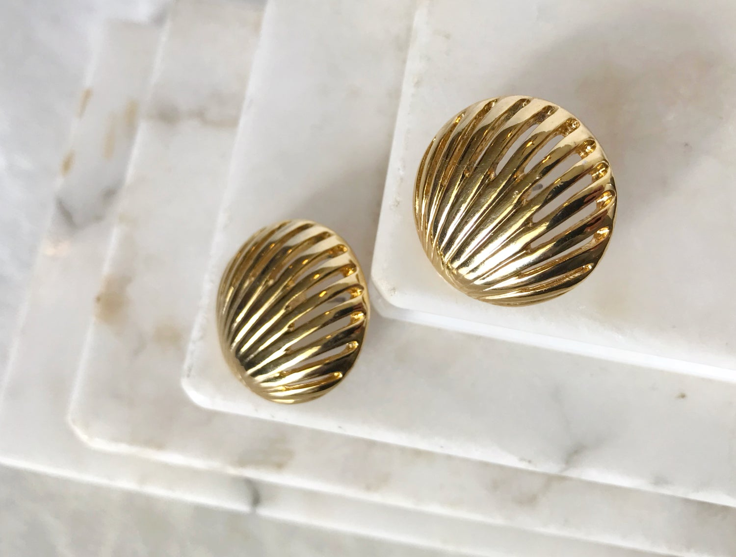 Image of Goldie Earrings #110