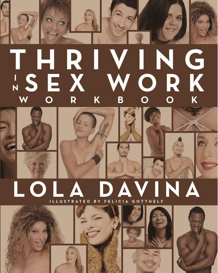 Thriving in Sex Work (Workbook!)