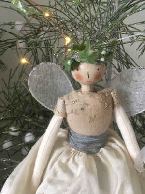 Image of Festive fairy #silver