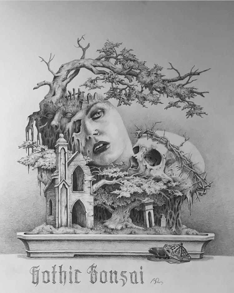 Image of Gothic Bonzai