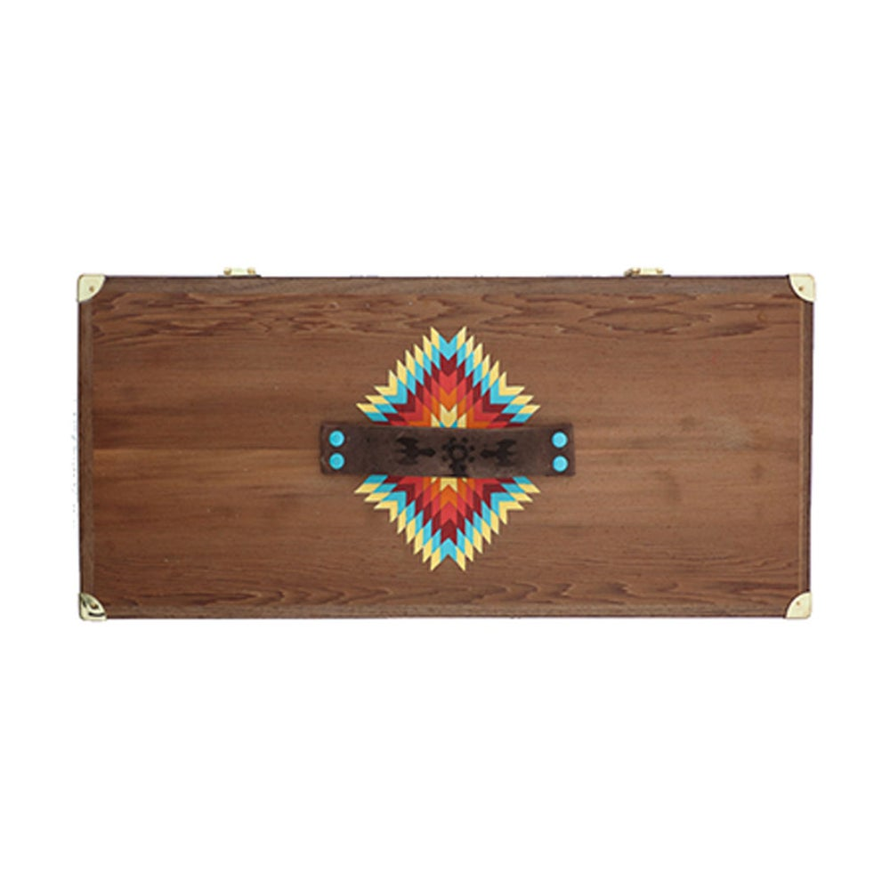 Image of Red Road Star Blanket 22