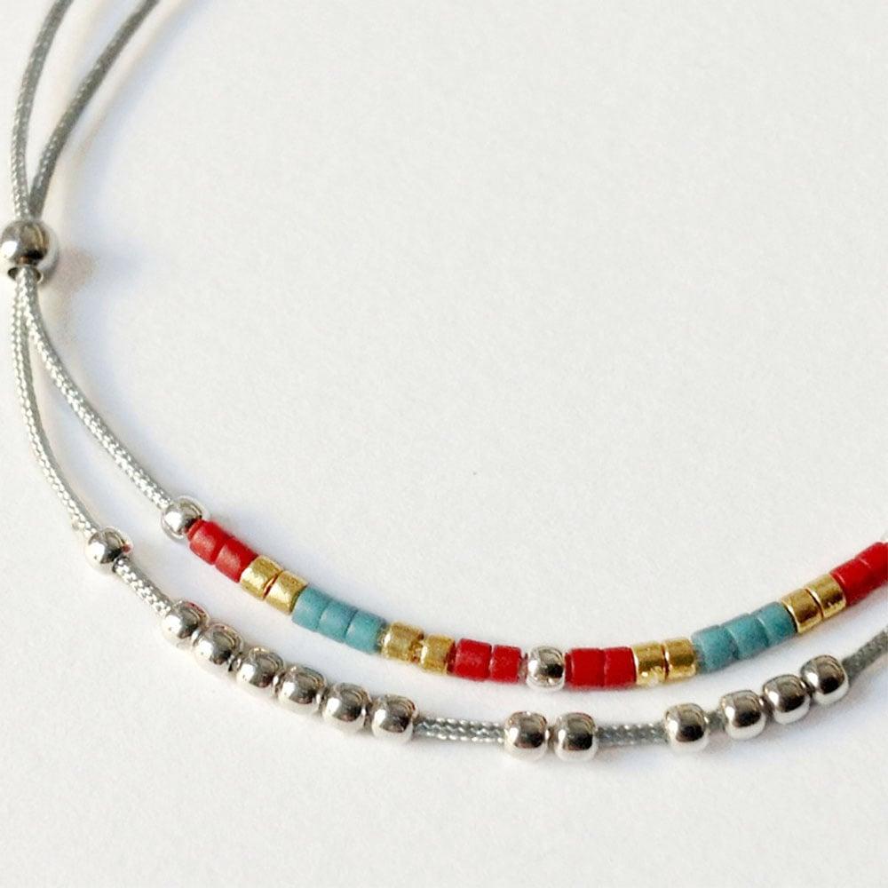 "Image of Bracelet lien ""Pamuk"""