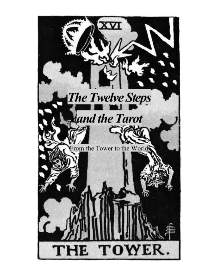 The Twelve Steps and the Tarot (Digital)