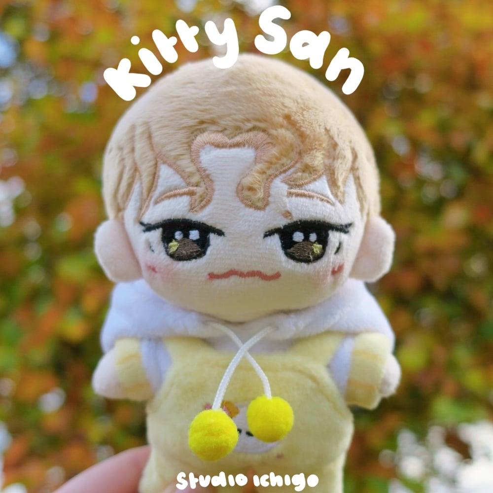 Image of Kitty San ATEEZ 15cm Doll