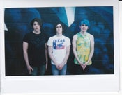 Image of Waterparks blue wall