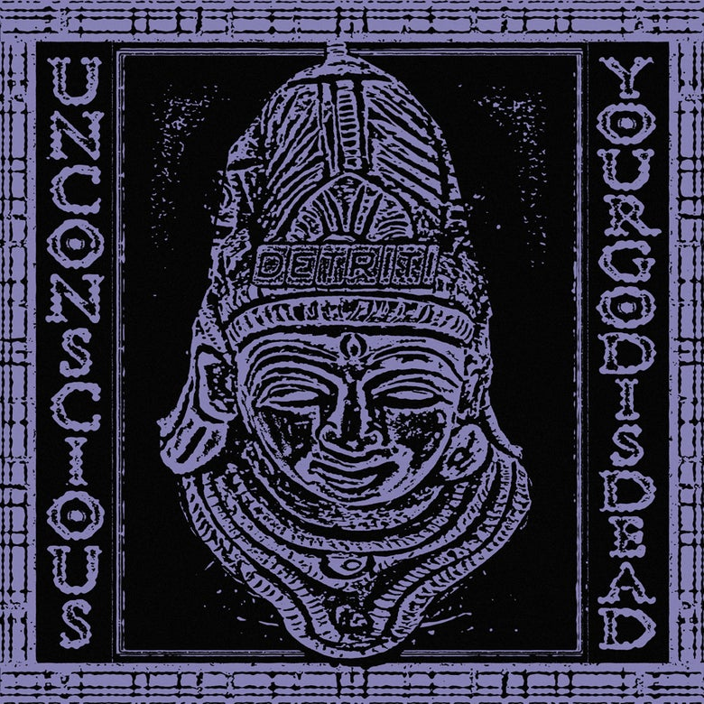 Image of Unconscious - Your God is Dead
