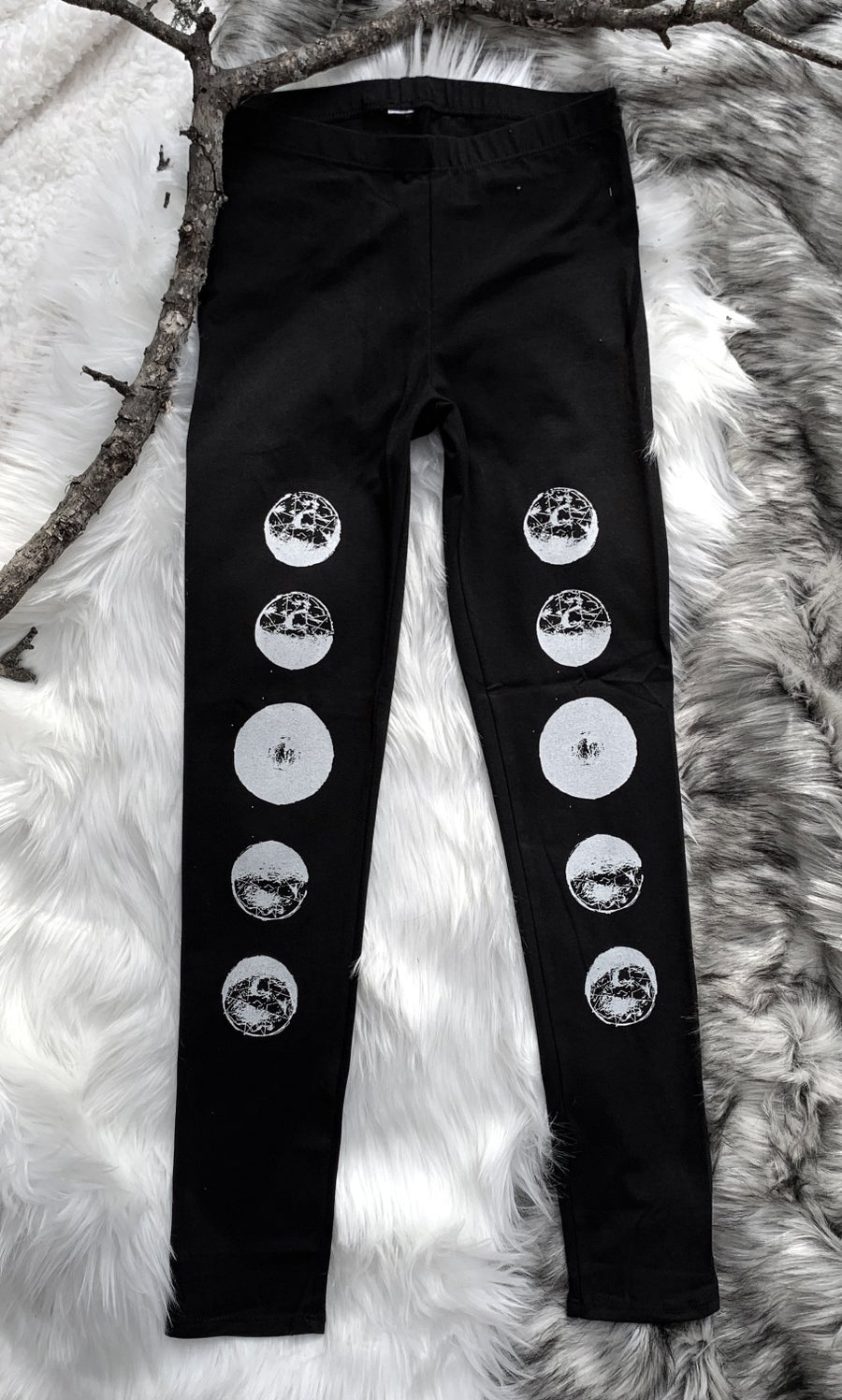 Image of MTO MOON PHASE LEGGINGS
