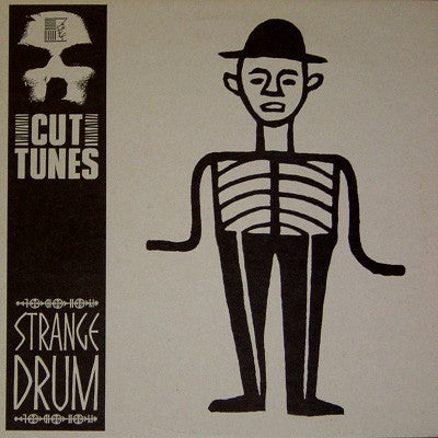 Image of Cut Tunes ‎– Strange Drum mini-LP