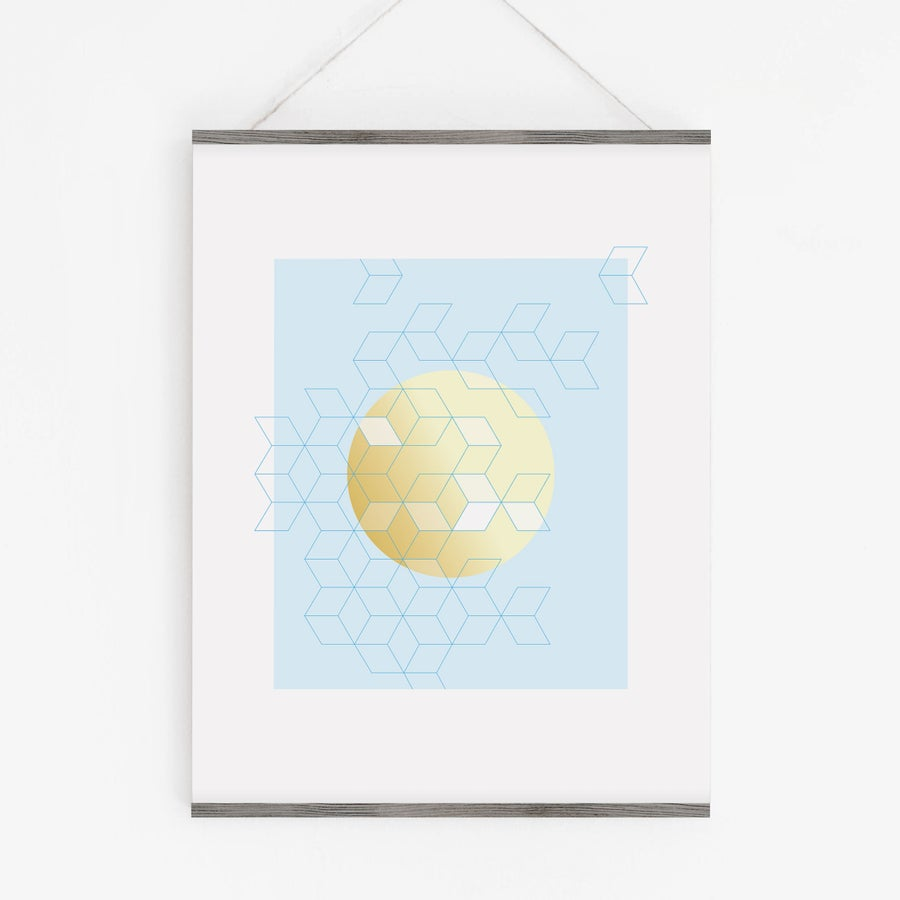 Image of Fly Away Art Print