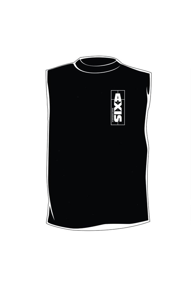 Image of Axis Men's Muscle Tee  - Black
