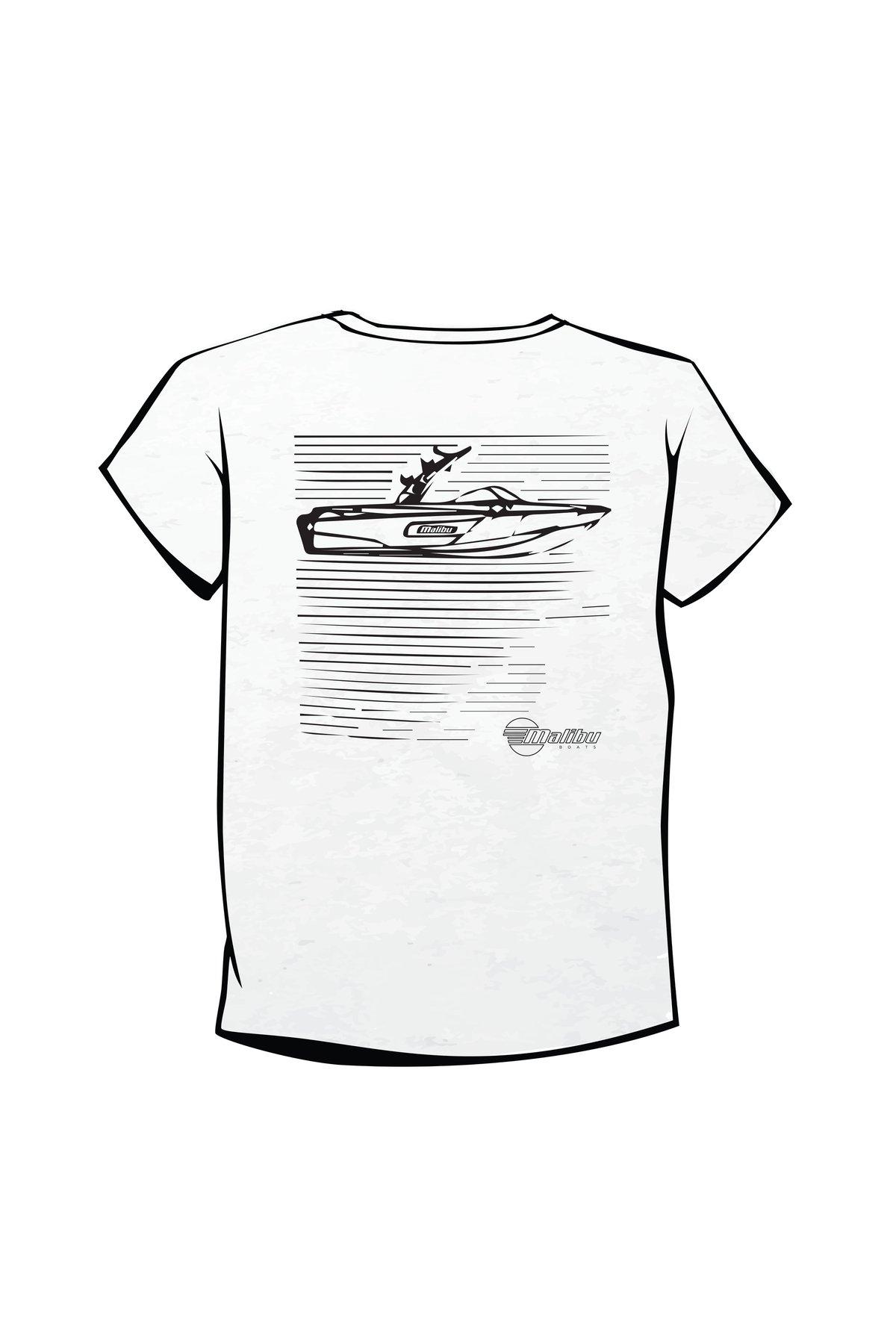 Image of Women's Summer T-shirt - Precious Stone