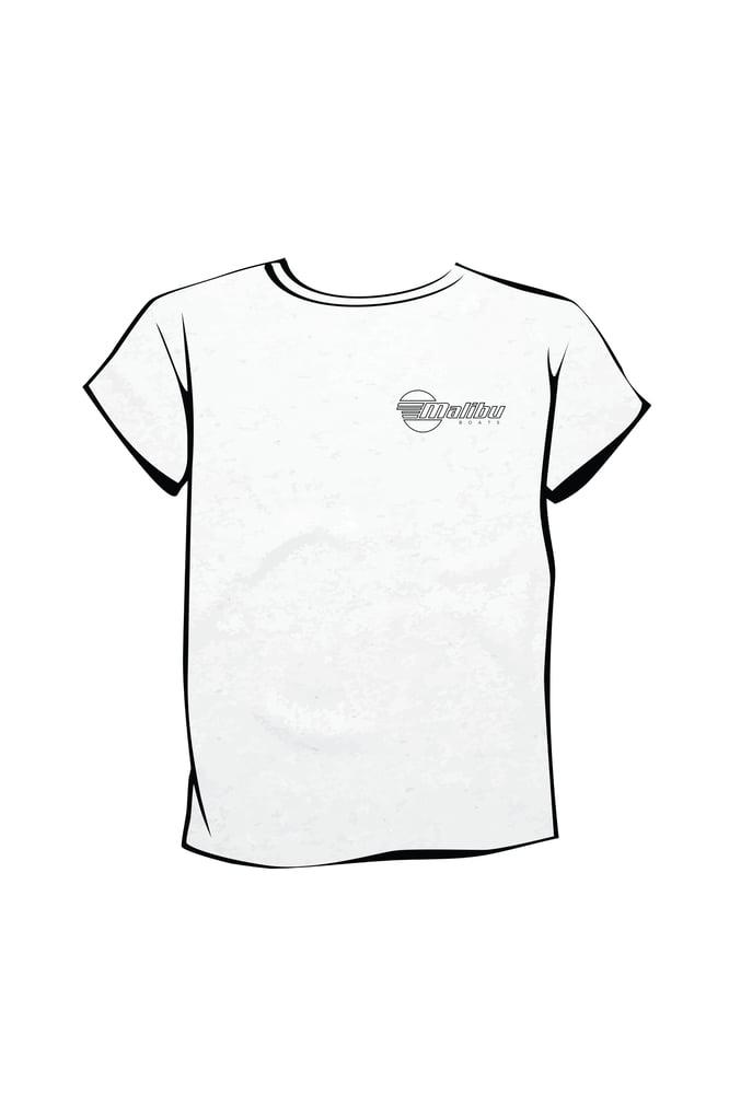 Image of Malibu Women's T-shirt - Oatmeal