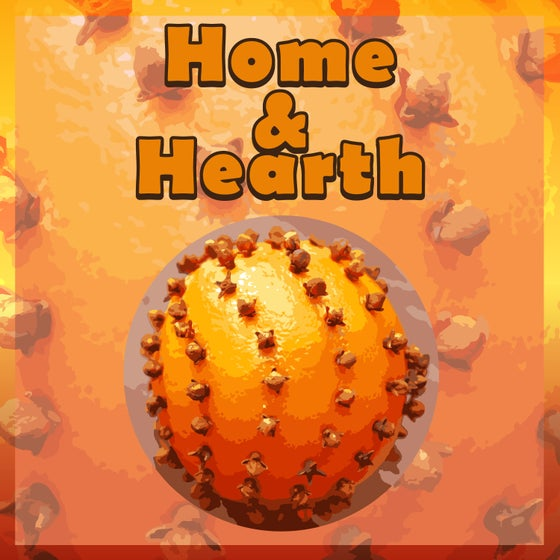 Image of Home & Hearth - Oranges & Cloves