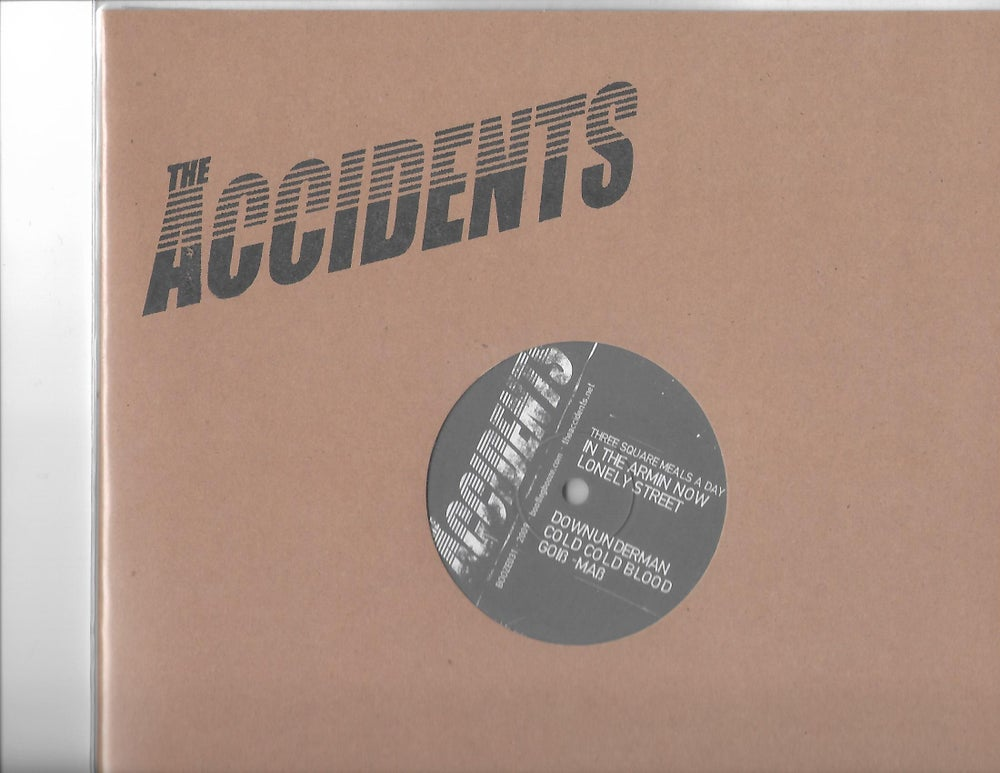 "Image of Accidents 10"" L.P."