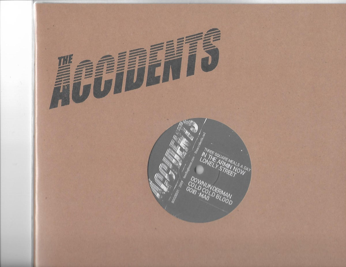 """Image of Accidents 10"""" L.P."""