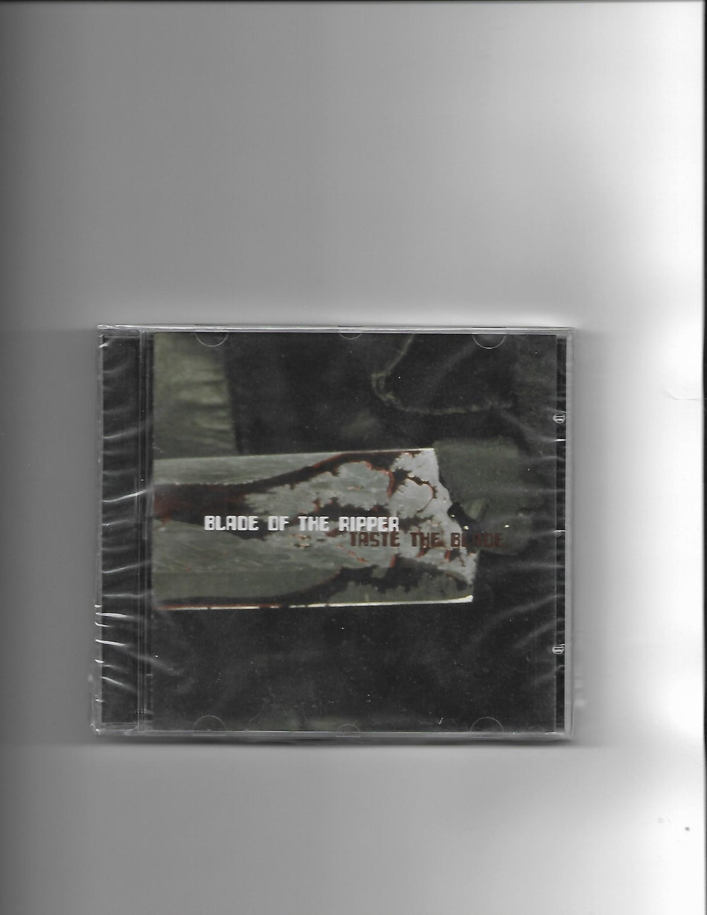 Image of Blade of the Ripper CD