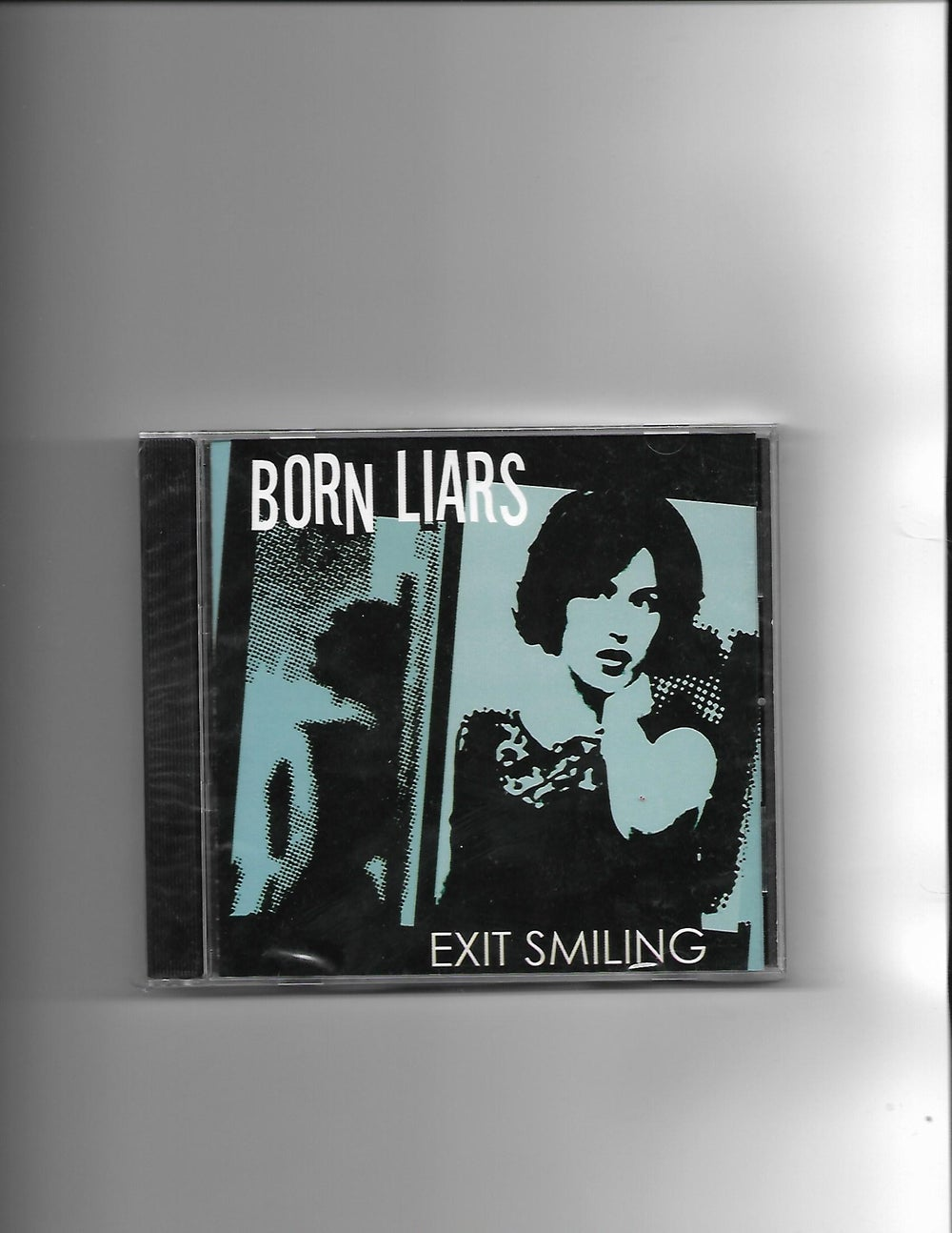 "Image of Born Liars ""Exit Smiling"" CD"