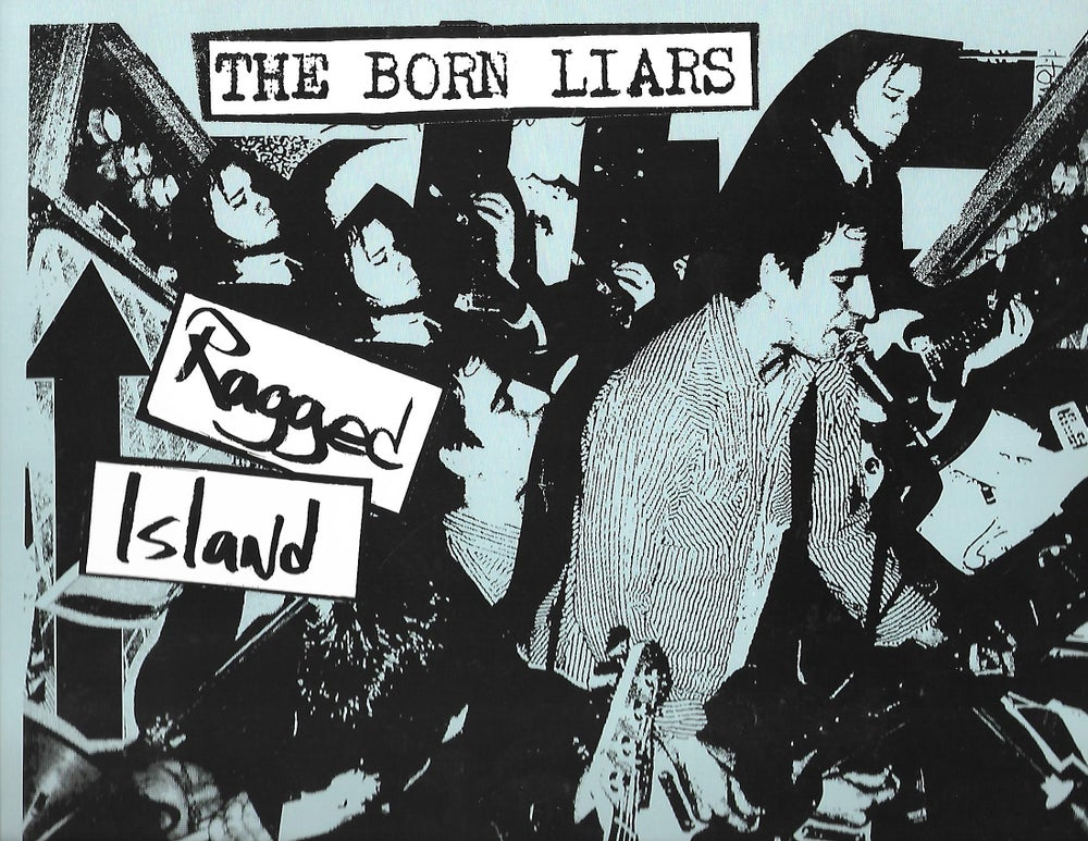 "Image of Born Liars "" Ragged Island"" L.P."