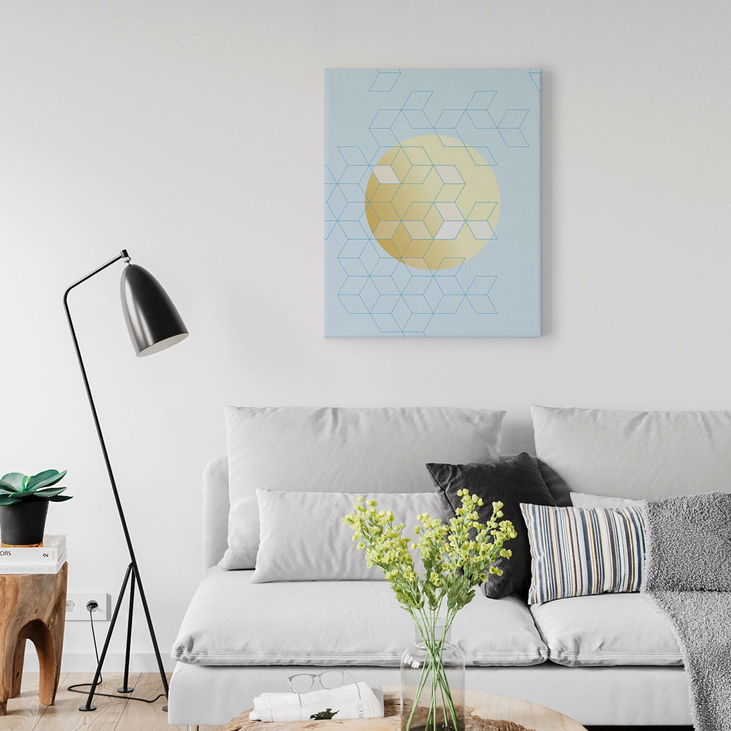 Image of Fly Away Canvas Print