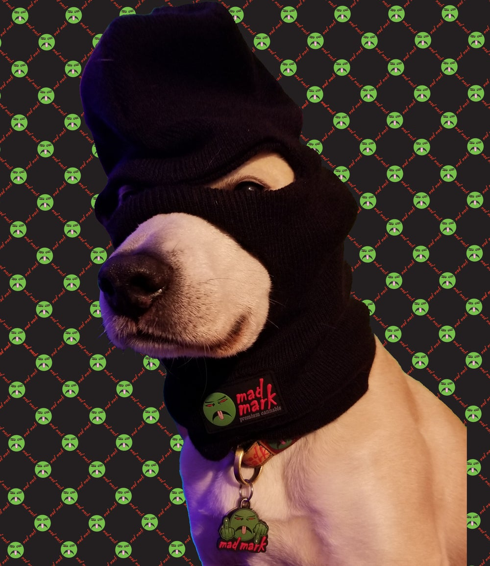 Image of mad mark 3d patch skimask